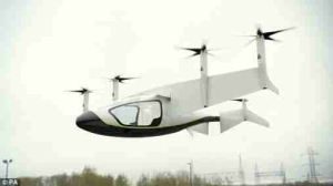 Rolls Royce Goes Into Flying Taxis, To Be Ready For Testing By 2019 (Photos)